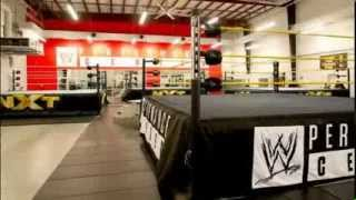 Tour the WWE Performance Center: photos