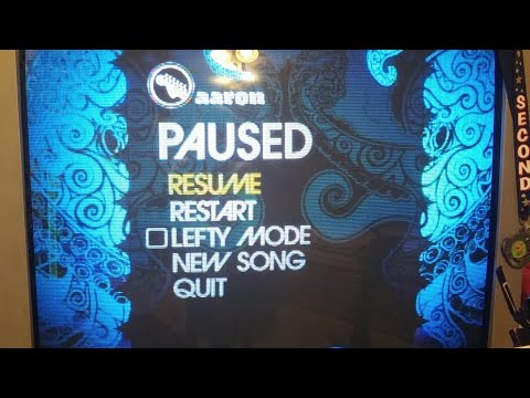 Trying To Beat One Of The Hardest Rock Band Songs On Expert