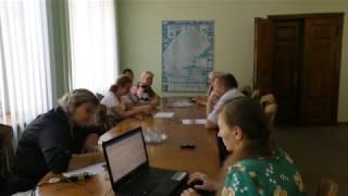 Відеотрансляція конкурсу на посаду керівників ЗНЗ. Етап ІІ. Відео 1 (ТРК