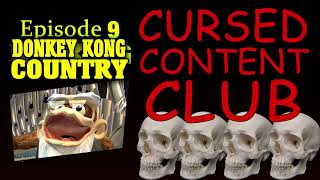 Cursed Content Club #9: Donkey Kong Country (TV Series)