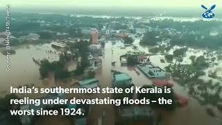 Kerala reels under devastating floods