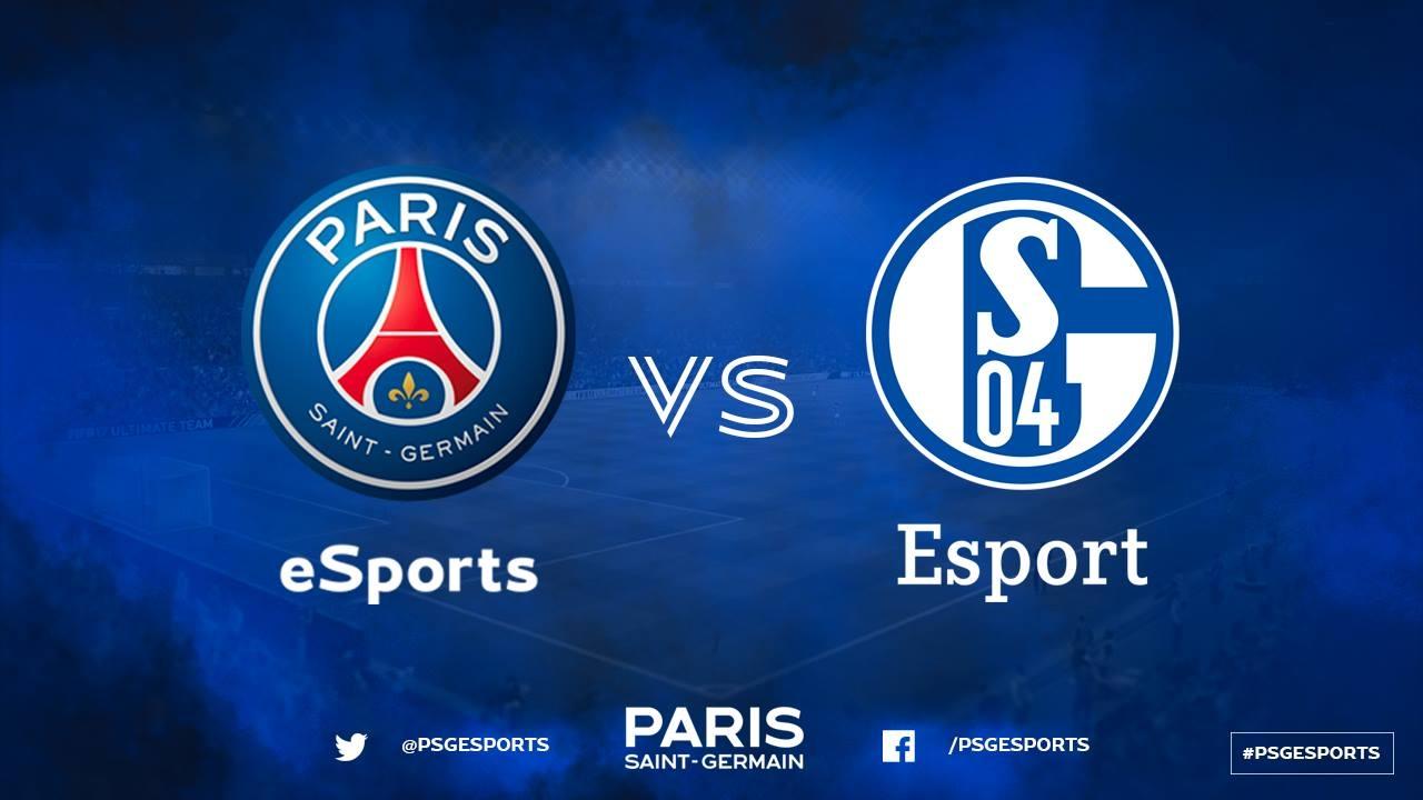 Psg Esports Vs Schalke 04 Esports Eswc Winter Highlights Youtube