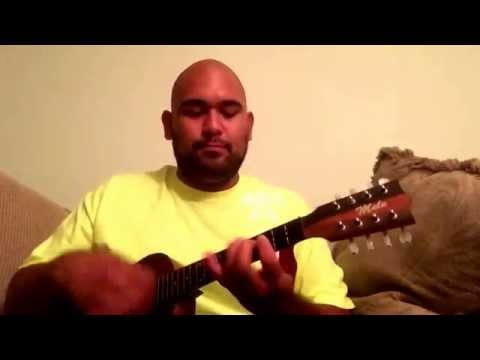If i had the world - Dennis Brown (cover)