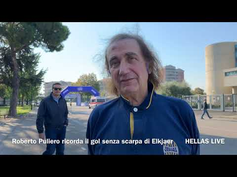 Roberto Puliero ricorda il gol senza scarpa di Preben Larsen Elkjaer
