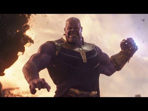 Avengers: Infinity War | Live To Rise