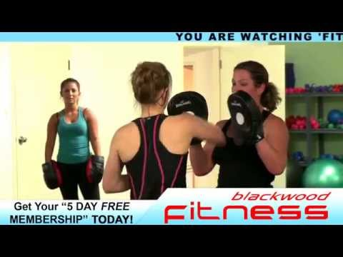 Fit Box Workout   Boxing   Free Box   Freestyle Boxing   Blackwood Fitness Adelaide