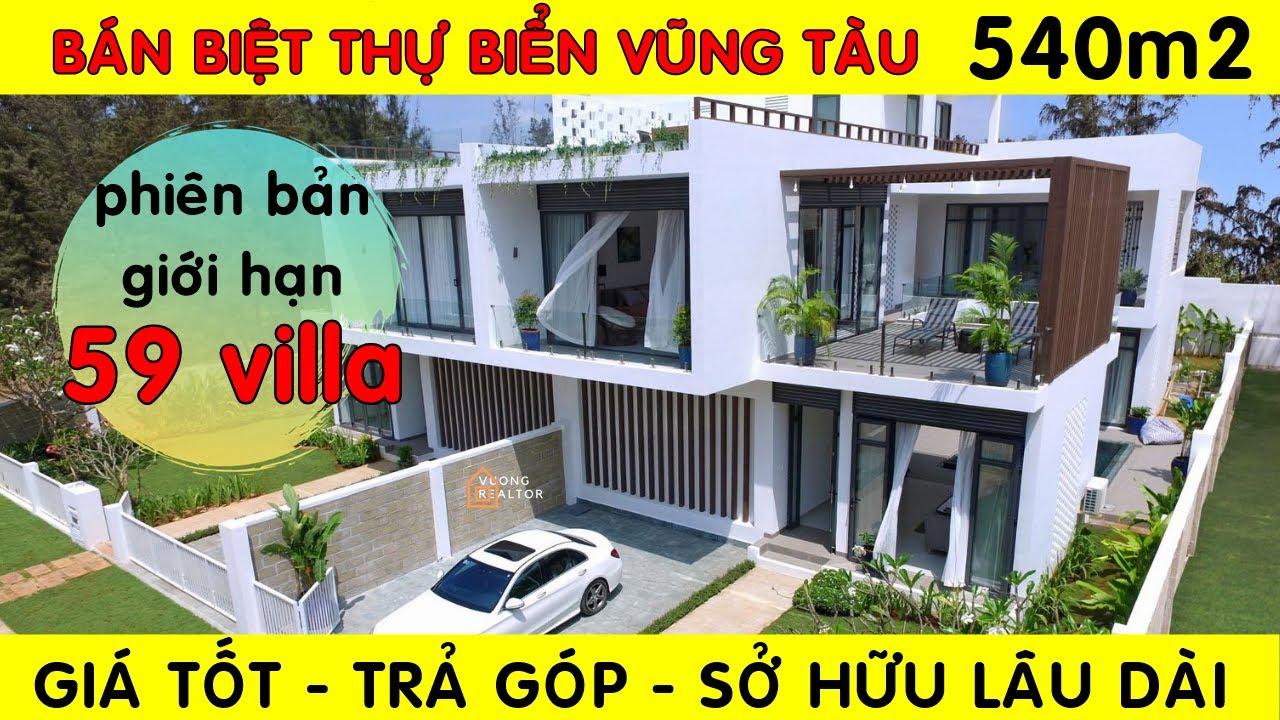 Bán biệt thự biển Vũng Tàu Giá Tốt (Zenna Villas Long Hải) ★Vuong Realtor