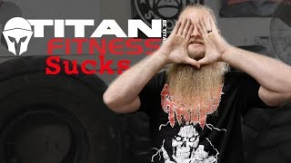 I Hate Titan Fitness - Racks & Bench Review