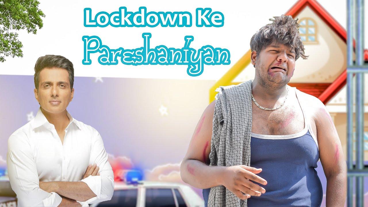 People In Lockdown | Comedy video | Sonusood Sir | Warangal Hungama
