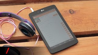 LG G Pad 7,0 | Video review