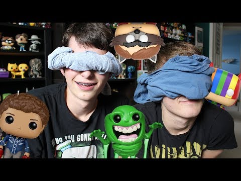 Blindfolded Guess That Pop Challenge!