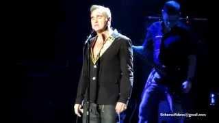 Morrissey - EVERYDAY IS LIKE SUNDAY - Madison Square Garden, New York City - 6/27/15