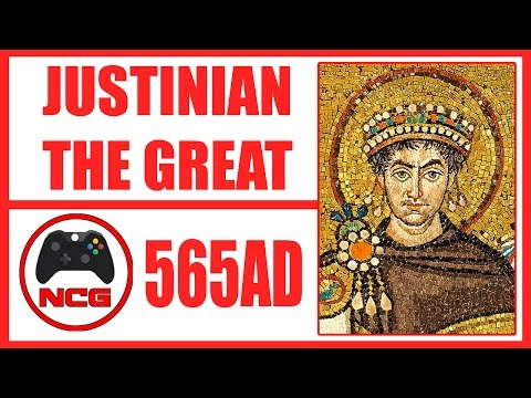 Europa Universalis IV - Custom Nation World Building - Justinian the Great (565AD)