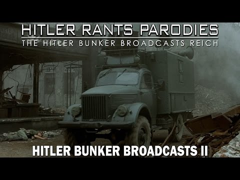 Hitler Bunker Broadcasts II