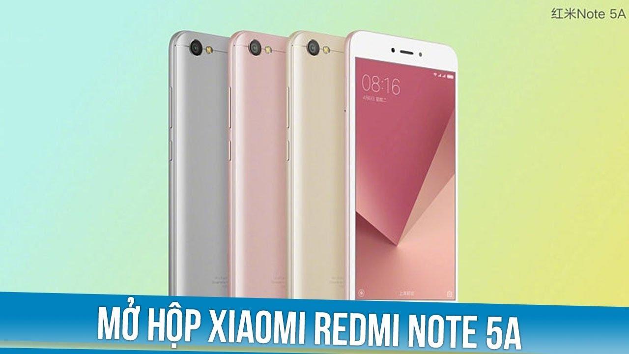 Xiaomi Redmi Note 5A (ROM Tiếng Việt) chính hãng,giá rẻ nhất