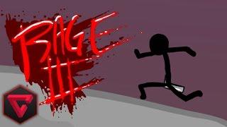 LA DURA VIDA DE UN STICKMAN ENFADADO | Rage 3