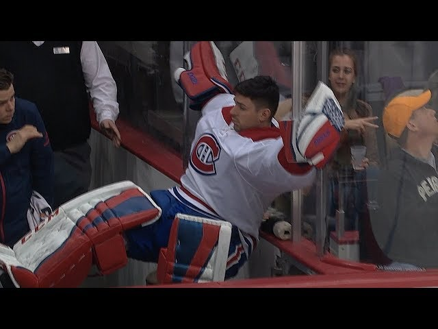 Price's wild glove save from the bench