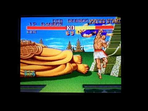 XBLA Street Fighter II Hyper Fighting Playthrough 3