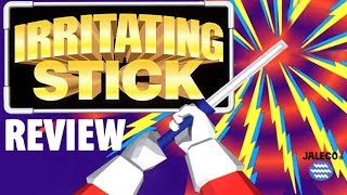 LGR - Irritating Stick - PS1 Game Review