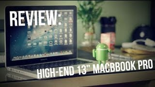 High End 2013 13.3 MacBook Pro Review