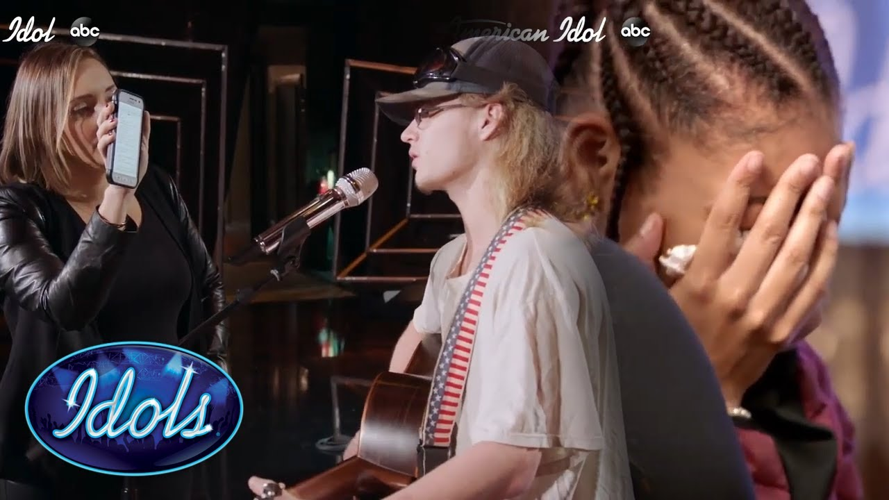 Duet Partners Courtney Timmons and Zack Dobbins CHANGE SONG LAST MINUTE   Idols Global