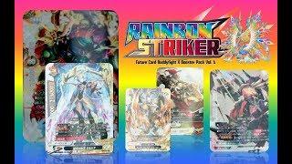 Overturn For All! Buddyfight X Rainbow Striker Leaks