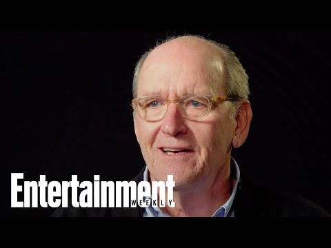 Richard Jenkins Opens Up About Eliza In 'The Shape Of Water' | Oscars 2018 | Entertainment Weekly