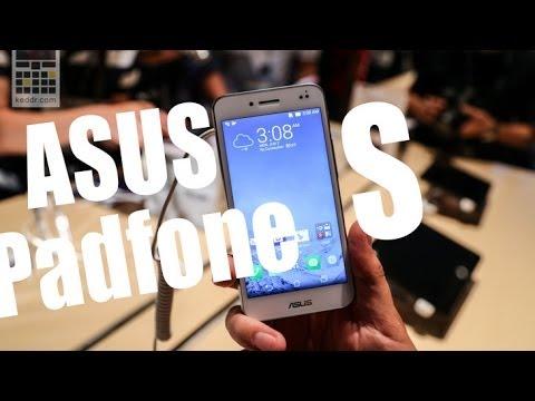 Computex 2014 - ASUS Padfone S - первый взгляд на флагманский смартфон