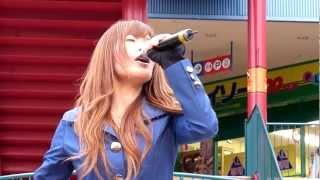 2012/02/03 16時より福岡県北九州市チャチャタウンで行われた一人遊園地...