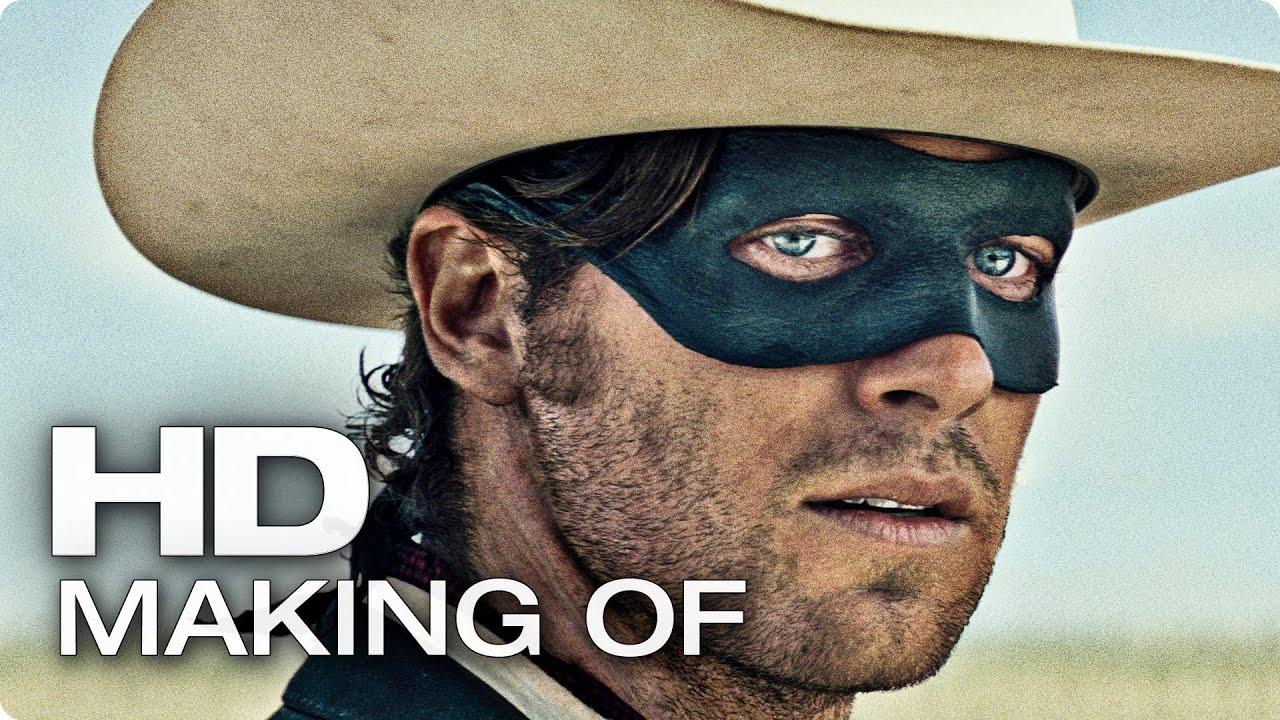 Download LONE RANGER Making Of Deutsch German | 2013 Johnny Depp Film [HD]