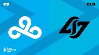 C9 vs CLG | Week 2 | LCS Summer Split | Cloud9 vs Counter Logic Gaming (2021)