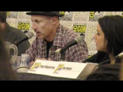 Jon Gries Uncle Rico on Napoleon Dynamite Panel, Comic Con 2011