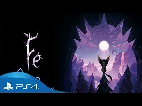 Fe   Official Gamescom Trailer   PS4