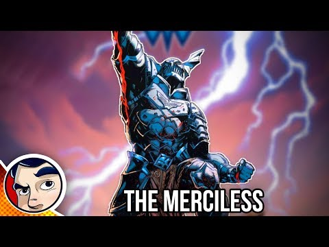 "DC Metal ""Batman God of War, The Merciless"" - Rebirth Complete Story"