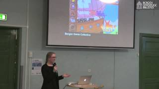 Ignite: Lena Silseth om Bergen Game Collective