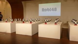「ロビ48」 ウエーブ ロビ2発表会 thumbnail