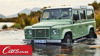 Land Rover Defender 2 Million 2015 Videos