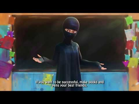 Burka Avenger Episode 01 - Girls' School is Shut (w/ English