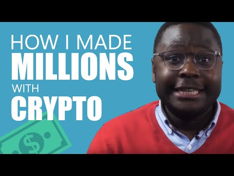 Millionaire's Guide: How I Made Millions And Quit My Job Through Crypto
