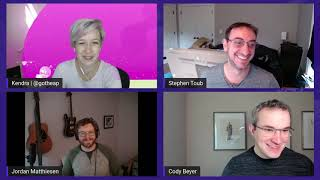 .NET Tooling Community Standup - .NET 5 Performance with Stephen Toub