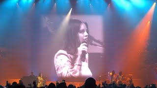 Lana Del Rey - Norman fucking Rockwell [live @ Sacramento Memorial Auditorium 10.8.2019]