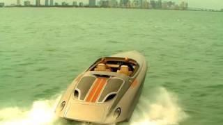 Repeat youtube video Secret Film Porsche Speed Boat!