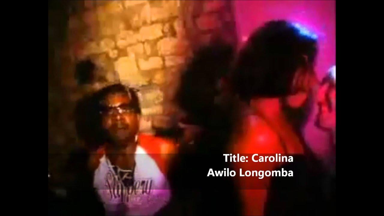 Carolina - by Awilo Longomba [Lyrics in French & Lingala]