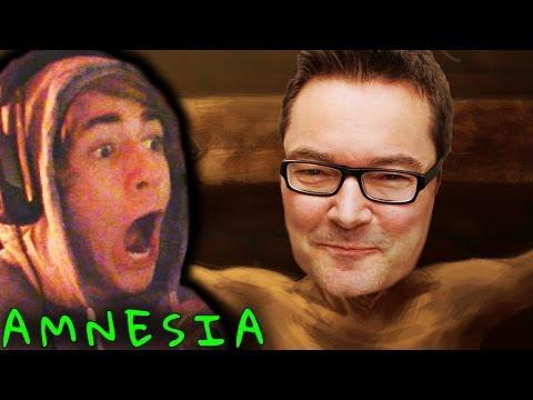 Christoph Krachten Interview in Amnesia