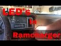 1st Gen Ram-charger gets LED's