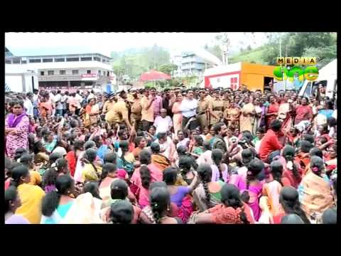 Munnar agitators ready to accept worker friendly trade unions