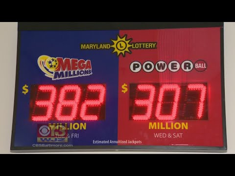Powerball, Mega Millions Jackpots Both Top $300M For First Time Ever
