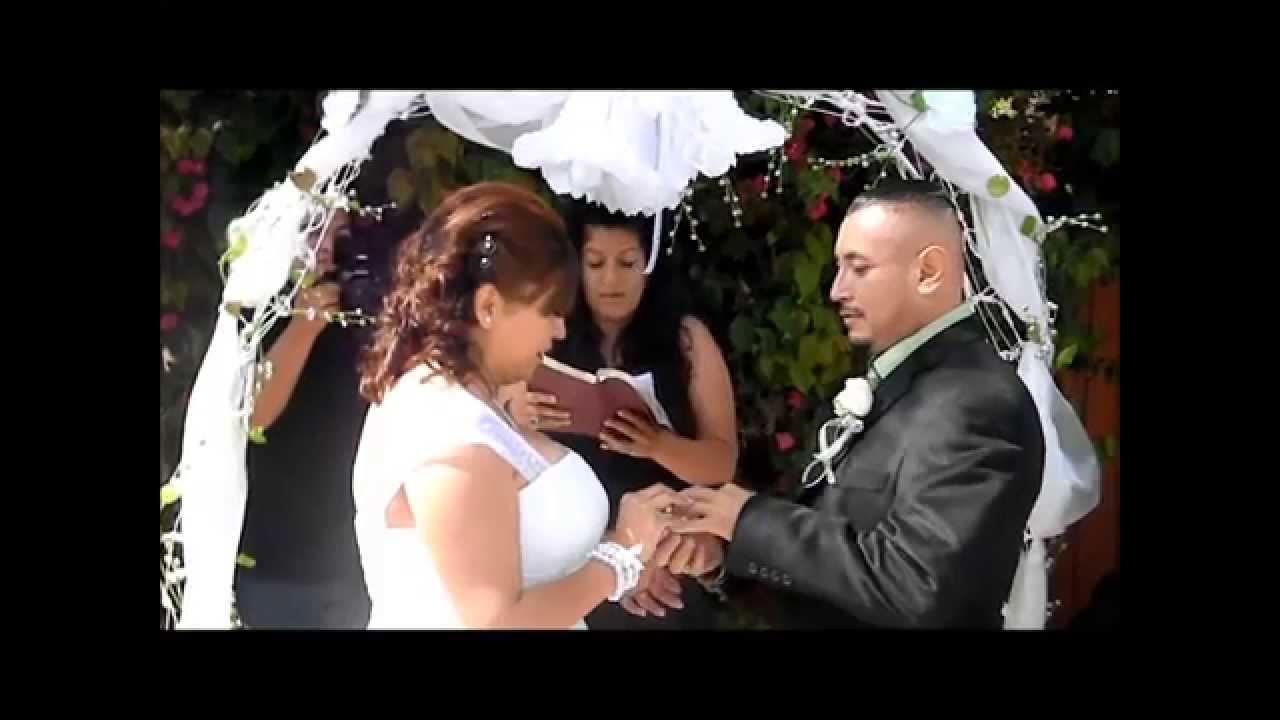 Short & Sweet Wedding Ceremony - YouTube