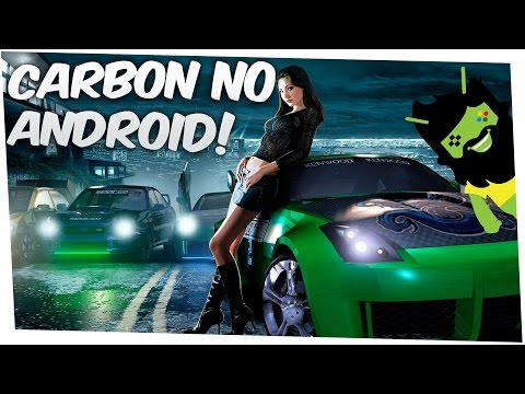 🔴DOWNLOAD NEED FOR SPEED CARBON PARA ANDROID