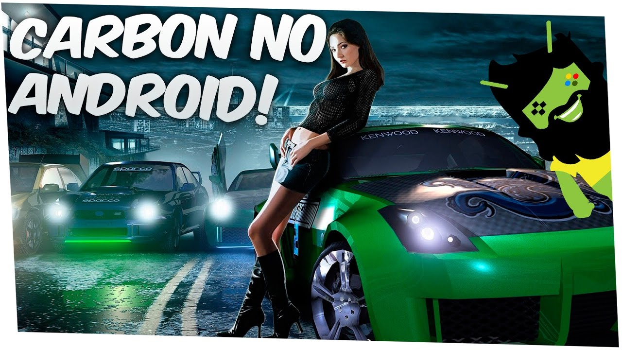 baixar need for speed carbon para celular android